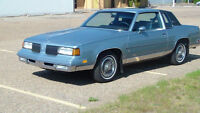 1987 CUTLASS SUPREME BROUGHM
