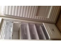Hoover Tall White Frost Free A-Class Freezer
