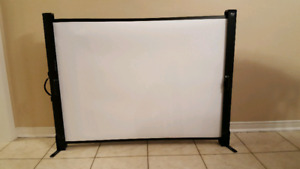 Epson ES1000 Ultraportable Presentation Projection screen