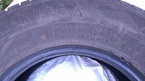 Winter Tires for Sale Cambridge Kitchener Area image 3