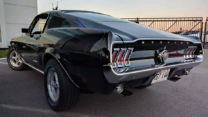 Mustang Fastback 1967 - 1968