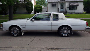 1980 Oldsmobile Delta 88 Royale Brougham Coupe (2 door)