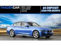 2015 65 BMW 3 SERIES 3.0 335D XDRIVE M SPORT 4D AUTO 308 BHP DIESEL