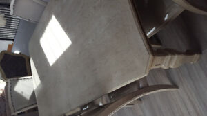 Dining Room Table with 6 Chairs (Set)