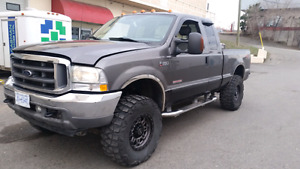 03 ford f350