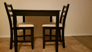 Dining table set- 3 pieces