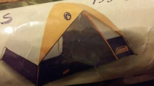 Coleman Wedge Dome 4-person Tent