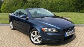 2008 Volvo C70 2.4i 170 Sport Hard Top Coupe Manual Petrol Convertible