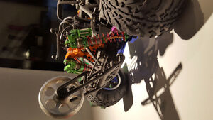 Hpi savage xs with lot of up upgrades !! West Island Greater Montréal image 7