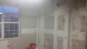 drywall mudding and tape Kitchener / Waterloo Kitchener Area image 6