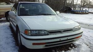 1992 Honda Accord EXR Sedan