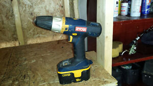 Cordless 18V  Drill for Sale