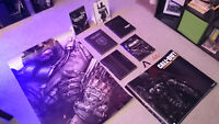 Call Of Duty Collector's Items - Strategy Guides, Posters, etc
