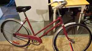 RAPIDO - Vintage Bicycle ( made in Czechoslovakia )