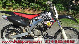 Honda CRF 450 2002