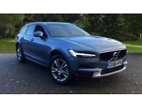 2018 Volvo V90 2.0 D4 Cross Country AWD Auto Automatic Diesel Estate for sale  Horsham, West Sussex