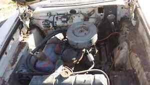 Dodge plymouth 225 slant 6