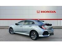 2020 Honda Civic 1.0 VTEC Turbo 126 SE 5dr CVT Petrol Hatchback Auto Hatchback P