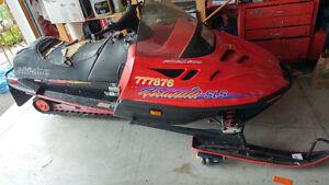 1996 SkiDoo Formula SLS