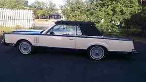 1983 Lincoln Mark VI Bill Blass Edition