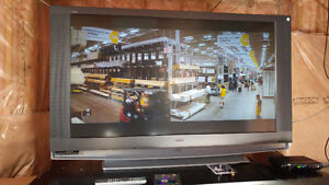 "60"" Projection LCD"