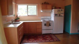 Beautiful homey 1 bedroom suite, with exquisite mountain views.