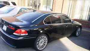 Bmw 745 LI 2005 for sale as is need gone