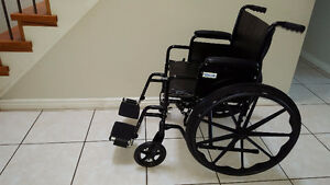 Lightweight Foldable Wheelchairs for sale