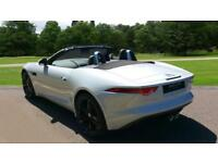 2017 Jaguar F-TYPE 3.0 380PS S/C V6 S 2dr - Speci Automatic Petrol Convertible