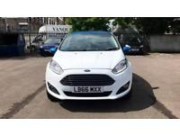 2017 Ford Fiesta 1.0 EcoBoost Zetec White 3dr Manual Petrol Hatchback