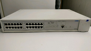 Switch 3Com SuperStack II