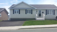 Three Bedroom House for Rent at 21 Lions Road, St. John's, NL.