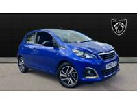 2019 Peugeot 108 1.0 72 Allure 5dr Petrol Hatchback Hatchback Petrol Manual