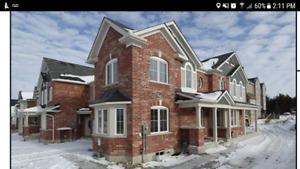 Beautiful brand new corner townhouse in Aurora.
