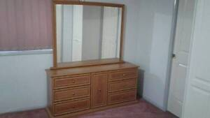 Dressing table with mirror Penrith Penrith Area Preview