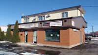 Commercial lease space