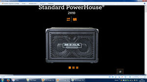 MESA BOOGIE - POWER HOUSE 2 X 10
