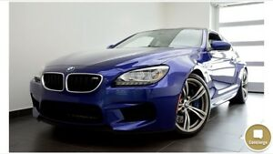 2013 BMW M6 with BMW warranty Nov. 2018/160000km
