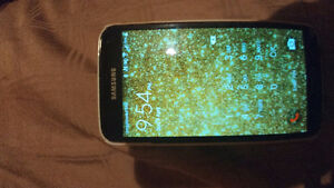 Used Gold galaxy s5