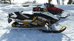 selling both sleds,,reason buyin a newer one,,