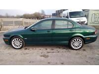JAGUAR X TYPE 2.2 DIESEL S 4 DOOR