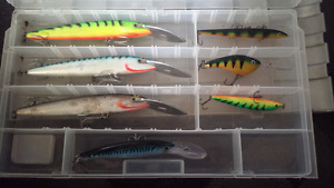 Tons of fishing lures REDUCED