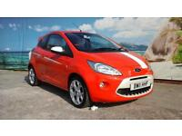 2011 FORD KA GRAND PRIX £30 A YEAR TAX LOW MILEAGE HATCHBACK PETROL