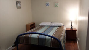 ALL INCLUDED - FULLY FURNISHED BACHELOR- AVAILABLE IMMEDIATELY