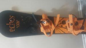 Echos snowboard 130SE