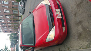 2002 Ford Focus ZX5 Bicorps