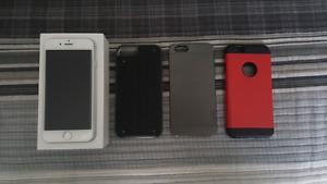 iPhone 6 16GB MINT w/ Box & Accessories Telus/Koodo