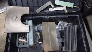 Woodshop Tool Parts