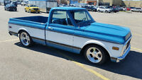 1 OF A KIND PRO TOURING 72 CHEV SHORTBOX MAY TRADE
