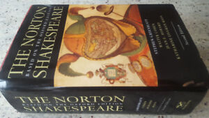 THE NORTON, based on the Oxford edition. Shakespeare, 2nd Editon